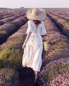 Lavender Fields, Classy Chic, Photography Poses, Clipuri Video, My Style, Provence, Photo Ideas, Instagram, Inspiration