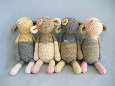 Cuddly Toy, from DaWanda