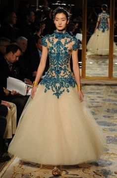 32 Sublime Gowns From New York Fashion Week