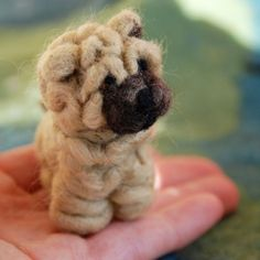 sharpei by dolittledesign on Etsy
