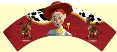Kit de Jessie de Toy Story, para Imprimir Gratis. Cowboy Birthday Party, Cowgirl Party, 1st Birthday Parties, Toy Story Party, Toy Story Birthday, Jesse Toy Story, Imprimibles Toy Story, Cumple Toy Story, Oh My Fiesta