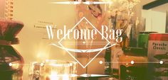 Welcome Bag  #TasteofParis #grandpalais #chefs #food #gastronomie #welcomebag #Parisweloveyou #Paris #event #wedding #planner #love #life #msandjo