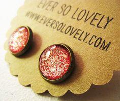 Summer skies earrings