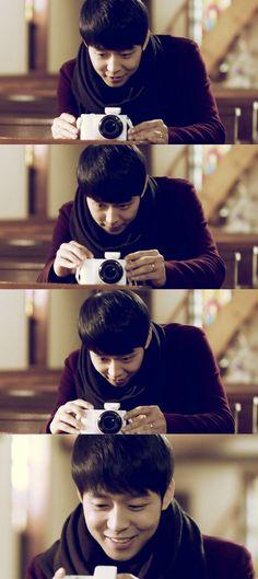 park Yoochun as Han Jung Woo