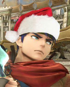 Christmas Ike edit by radiantherooflegend