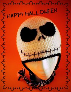 Connie's Spot© Crocheting, Crafting, Creating!: Free Halloween Count & Jack Inspired Hat Patterns©...