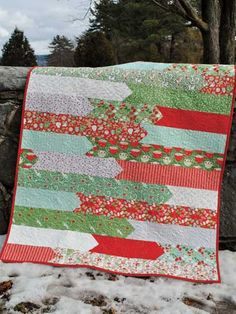 Going My Way? Quilt Pattern
