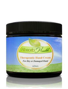 Absorb Health Therapeutic Hand Cream - 1 oz - NuMercy.com