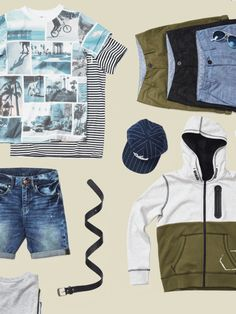 Shopping for the boys? Discover our latest spring collection of casual shorts, graphic tees, street-smart hoodies & the perfect finishing touches.   H&M Kids