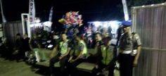 Pengamanan Pagelaran Wayang Kulit Dalam Rangka Tasyakuran PT. Adhi Karya Desa Sukorejo
