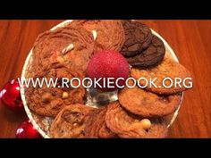 Christmas Cookies - 5 ways! Party Recipes, Baking Recipes, Sweet Recipes, Yummy Recipes, My Favorite Food, Favorite Recipes, Recipe Creator, Recipe Box, 5 Ways