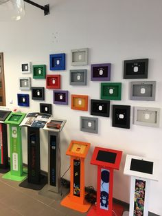 Tabkiosk Wall for most popular tablets