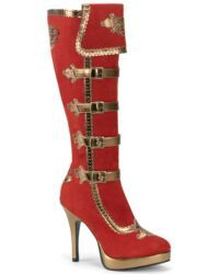 Steampunk Wonder Woman boots
