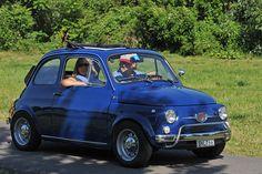 Klassikertreffen: Fiat 500 – Fahren macht glücklich von Sabine Streckies
