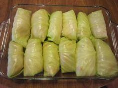 Weight Watchers version of stuffed Cabbage Rolls. stuffed cabbage rolls would be something new to try. maybe with the Jamaican meat mixture Low Calorie Recipes, Ww Recipes, Cooking Recipes, Healthy Recipes, Healthy Rolls, Detox Recipes, Recipies, Healthy Cooking, Healthy Eating