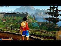 PS4(R)「ONE PIECE WORLD SEEKER」ティザーPV(4K) - YouTube