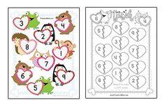 math http://preschoolmom.com/preschool-printables/valentines-day-preschool-printables/
