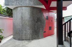 NPDA studio fosters imagination in prachasongkroa school - designboom | architecture & design magazine