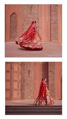 Wedding Lehenga Designs, Lehenga Wedding, Designer Bridal Lehenga, Indian Bridal Lehenga, Pakistani Bridal Dresses, Party Wear Indian Dresses, Indian Bridal Outfits, Indian Bridal Wear, Wedding Dresses For Girls
