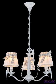 Освещение и люстры для кухни - Maytoni BIRD ARM013-33-W, В наличии   Магазин светильников «Эллада»