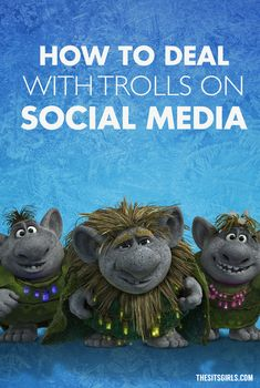 Learn how to deal with social media trolls who are trying to set up camp on your blog.