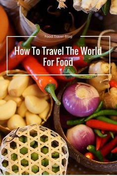 Follow the With Husband In Tow travel blog as we teach travelers how to travel the world for food. It's all about food travel!