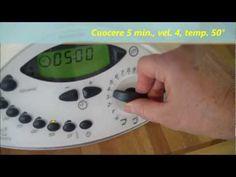 RICETTA BIMBY- Nutella - YouTube