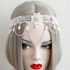 Hair Accessories For Women | Cheap Flower Hair Accessories For Girls Online Sale At Wholesale Prices | Sammydrees.com Page 2