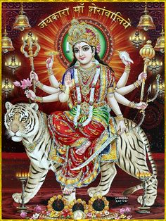 Maa Chandi is the total energy of the universe. By doing Chandi Homam once a year one can become free from evil eyes and get supremacy power to fulfill all desire. Maa Kali Images, Durga Images, Ganesha Art, Krishna Art, Shiva Art, Shiva Shakti, Hindu Deities, Hinduism, Jai Mata Ki