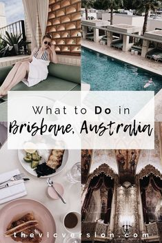 Need help planning your getaway to Brisbane, Australia? Victoria from the Vic Version has you covered with her extensive brisbane australia travel guide. Australia Destinations, Australia Travel Guide, Visit Australia, Australia Honeymoon, Australia Tours, Cairns, Brisbane Australie, Albany Western Australia, Things To Do In Brisbane