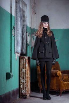 Sfilata DSquared2 New York - Pre-collezioni Autunno-Inverno 2014-15 - Vogue