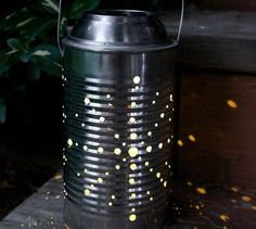 16 Empty Tin Can Hacks That Will Make Your Home Look Amazing