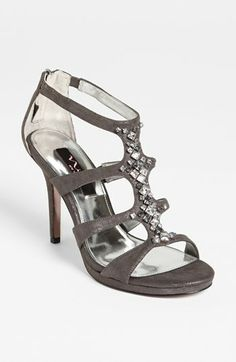 0715320b4f8b Nina 'Raelyn' Sandal available at #Nordstrom Evening Shoes, On Shoes, Dress