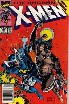 Wolverine - Claws - Marvel - Moon - Fighting - Jim Lee, Scott Williams