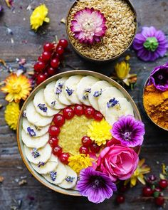"2,659 Likes, 94 Comments -  Katja | Recipe Blogger (@breakfastwithflowers) on Instagram: ""Throwback to these crackers with all my favorite #edibleflowers. Most of them are gone now but I…"""