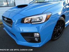 434 333 001 Subaru WRX Sti Hyperblue Buildout Pinterest