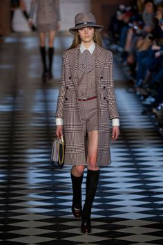Tommy Hilfiger at New York Fashion Week Fall 2013