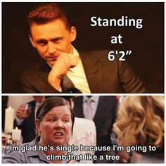 tom hiddleston....haha this is funny