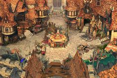 Page 3- Best towns to explore in RPGs? Gaming Discussion