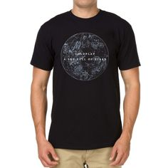 2014 Music Black T-Shirt - A Sky Full Of Stars (XL) -- Awesome products selected by Anna Churchill