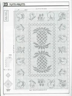 Decorative Crochet Magazines 34 - Filorena K - Picasa Web Albums