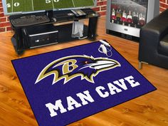 Baltimore Ravens Man Cave All-Star