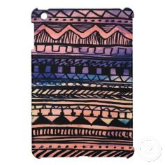 Cool Tribal iPad mini Cases