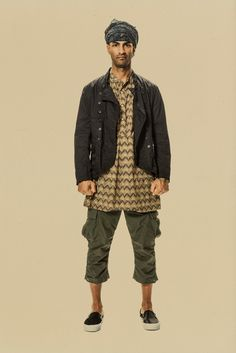 Engineered Garments Spring 2015 Menswear - Collection - Gallery - Style.com