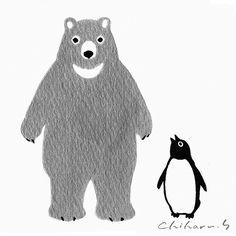 Suicaのペンギンの作者・坂崎千春の企画展「ペンギン百態Ⅱ」伊勢丹新宿店で開催 写真2