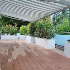 #white terrasse #weisse terrasse #terrasse nach mass #terrassengarten #mein topf terrasse #gartengefässe #terrassengegässe #gartentöpfe