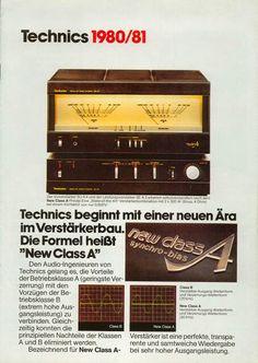 Technics 1980/81 Ad