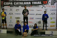Final Copa Catalana Trial '13 X-UP Energy en Terrassa