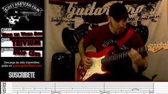 "Como tocar ""Watch the world burn"" (Trivium) by GuitarFiero"