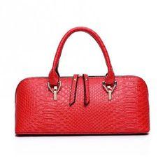 Women Bag Ladies PU Leather Red Clutch Pillow Hand Bags 2016 Fashion Elegant Handbag Casual Solid Womens Handbags bolsa feminina